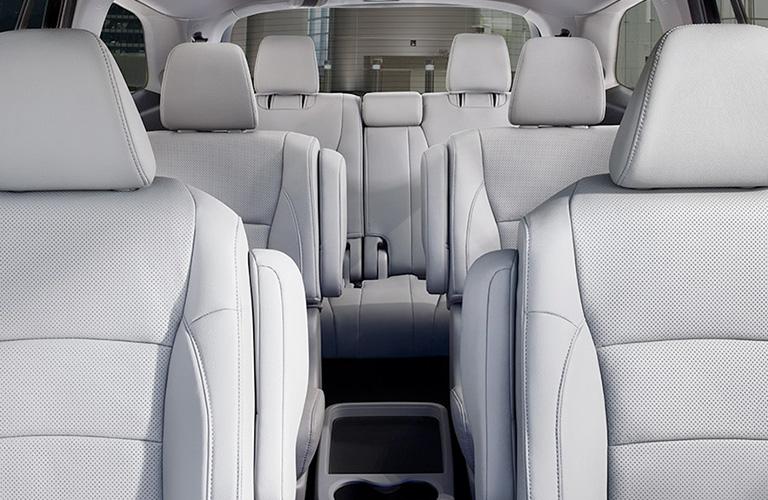 2020 Honda Pilot Interior Seats