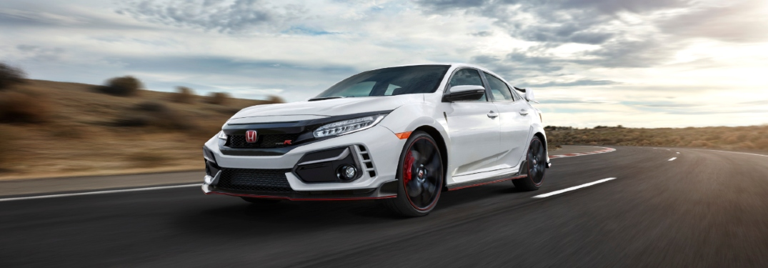 What does the 2020 Honda Civic Type R look like?
