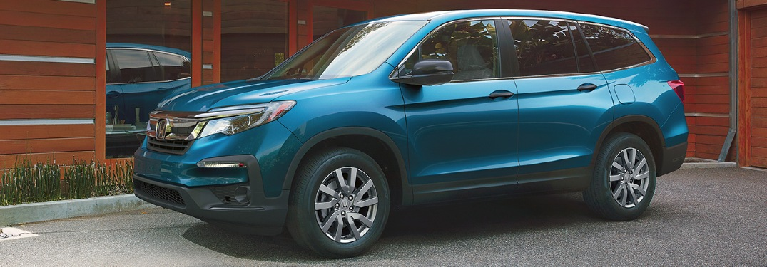 How many MPG does the 2020 Honda Pilot get?