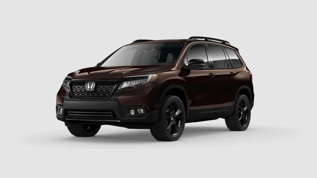 What S The Best Color For The 2020 Honda Passport