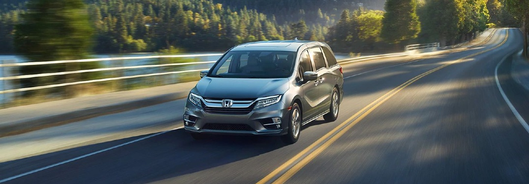 What is CabinTalk® on the 2020 Honda Odyssey?