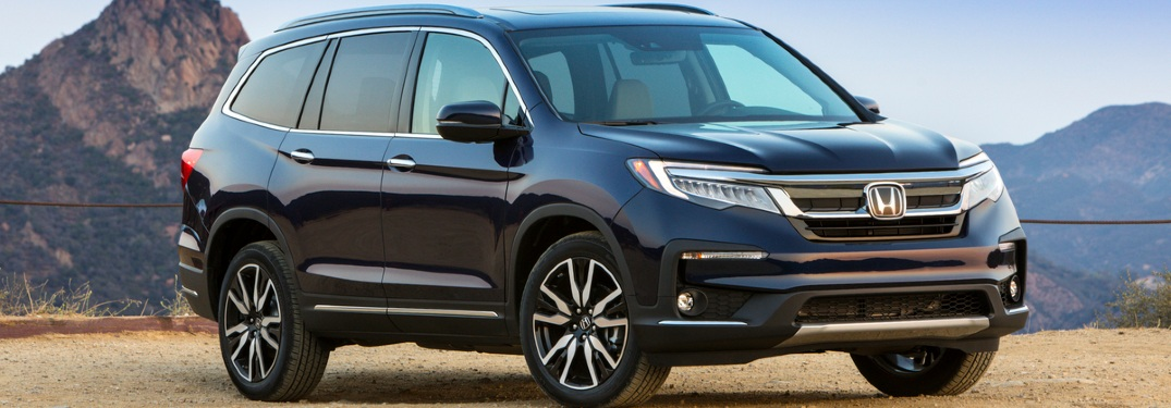 What's new on the 2021 Honda Pilot?
