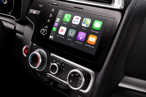 2020 Fit Apple CarPlay showcase