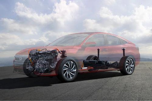 2021 Insight powertrain showcase