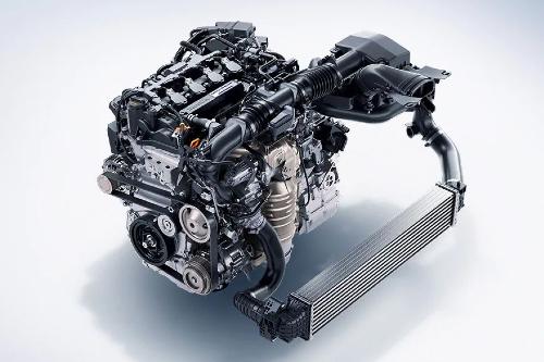 2020 Accord 1.5T engine