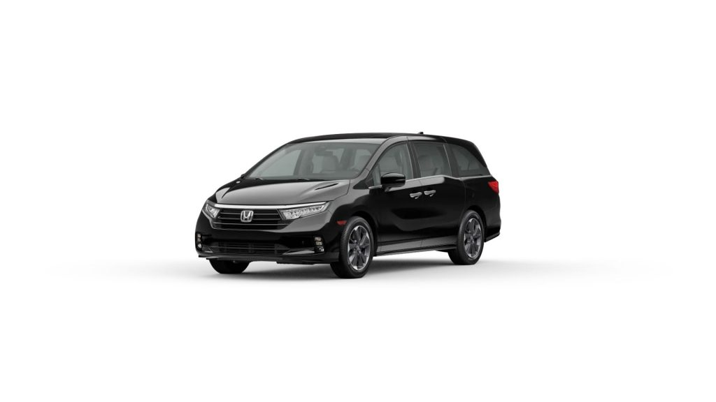 what colors does the 2021 honda odyssey come in?