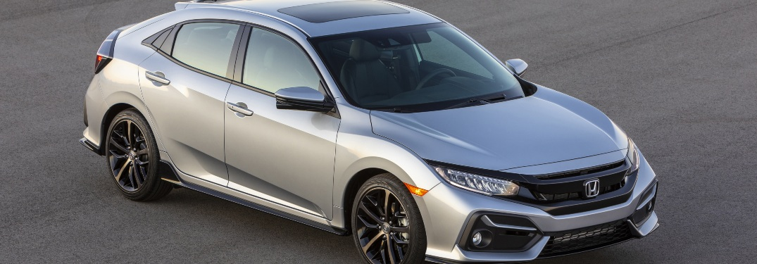 Does the 2021 Honda Civic have a turbo?