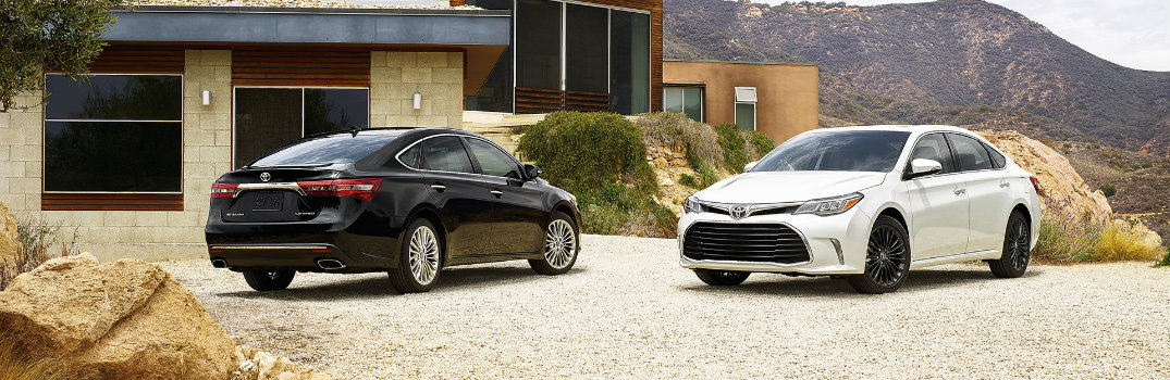 2017 toyota avalon features trim levels and pricing. Black Bedroom Furniture Sets. Home Design Ideas