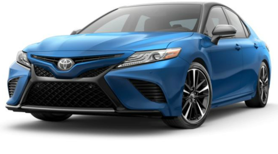 Toyota Rav4 2018 Hybrid >> Color Options for the 2018 Toyota Camry