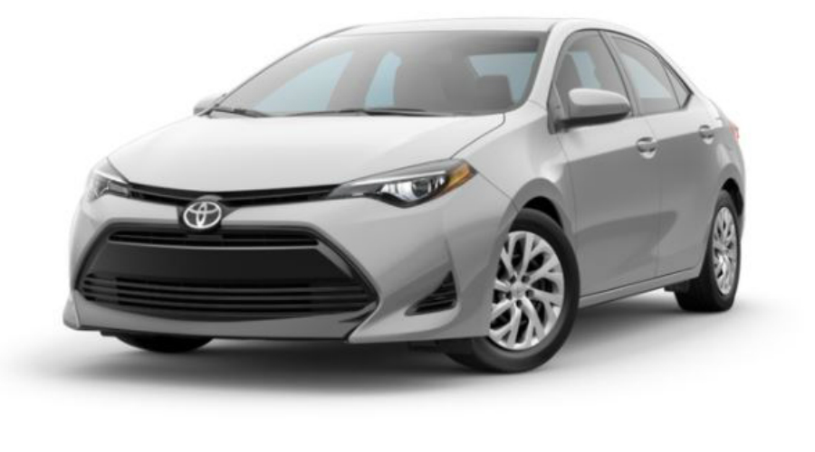 Color Options For The 2018 Toyota Corolla
