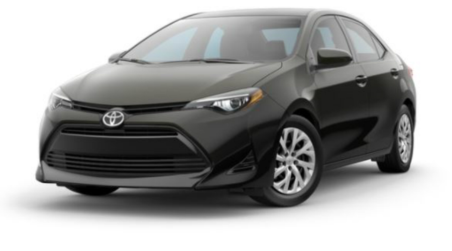Toyota Rush New Model 2018 >> Color Options for the 2018 Toyota Corolla