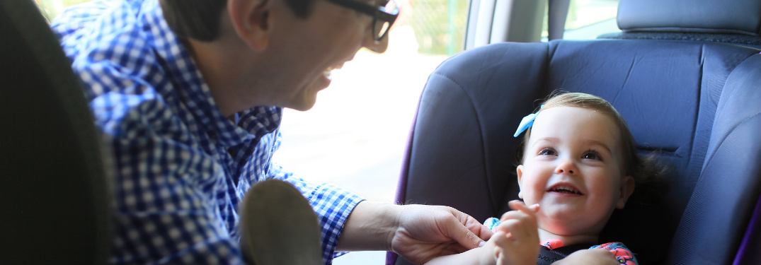 Toyota Donating Car Seats for Families Throughout September