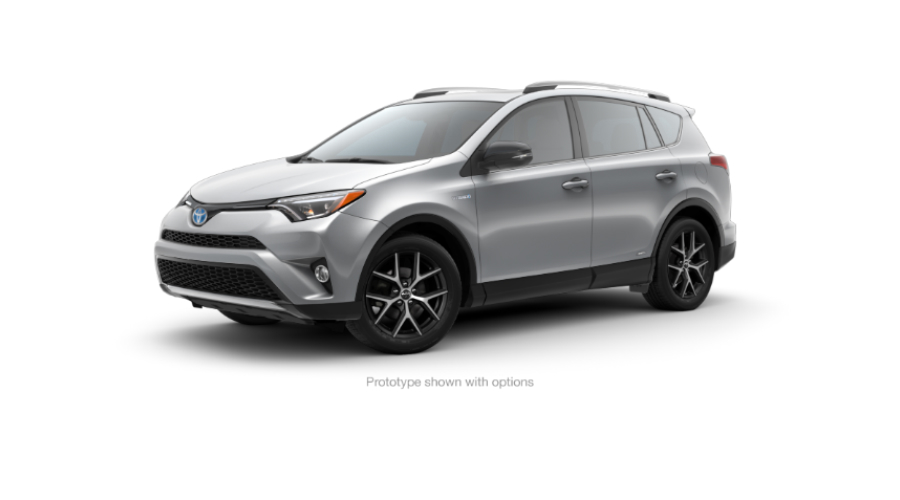 Color Options For 2018 Toyota Rav4 Hybrid