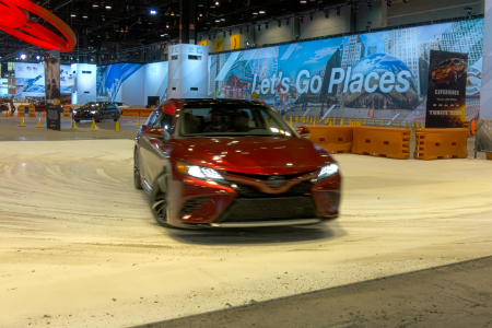 What Did Toyota Bring To The 2018 Chicago Auto Show
