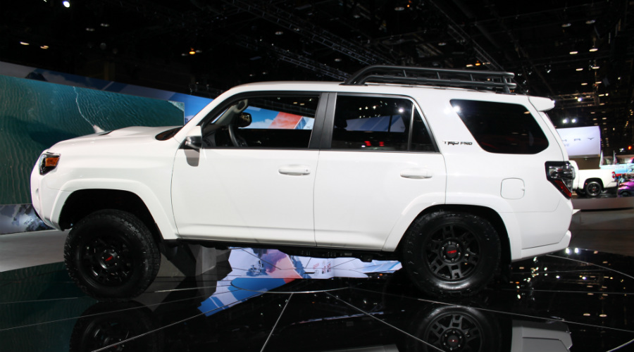 First Images Of The 2019 Toyota Trd Pro Series At Cas 2018 B1 Df