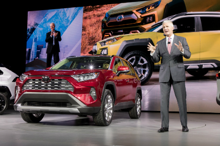 How Powerful Is The 2019 Toyota Rav4