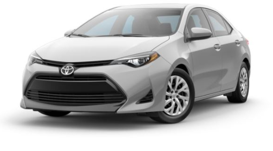 Color Options For The 2019 Toyota Corolla