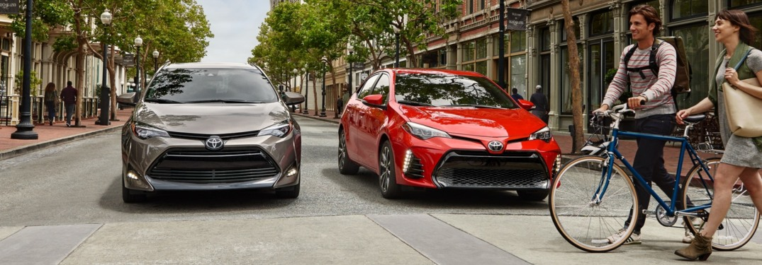 Features And Specs Of The 2019 Toyota Corolla