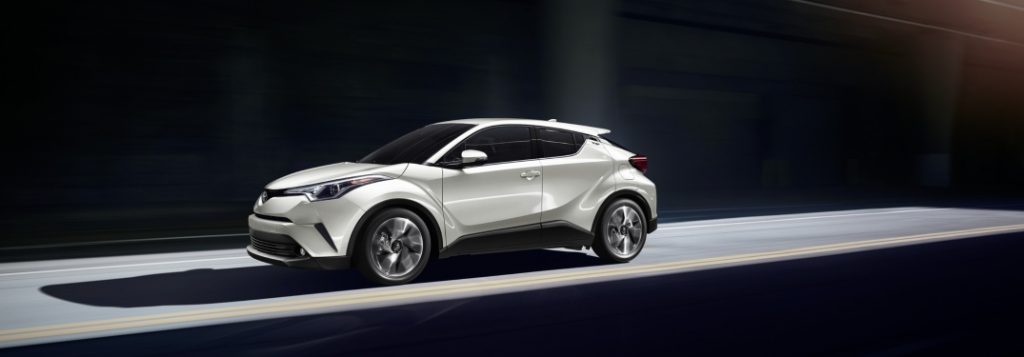 Color Options for the 2019 Toyota C-HR