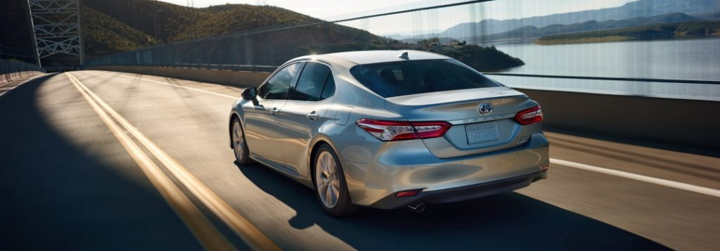 Color Options for the 2019 Toyota Camry