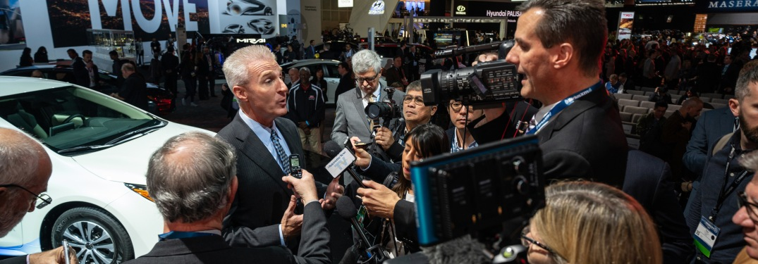 New Models and Technologies Highlight the LA Auto Show