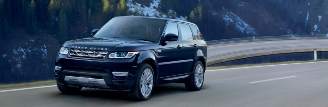 2017 Range Rover Sport Technology and Safety Features