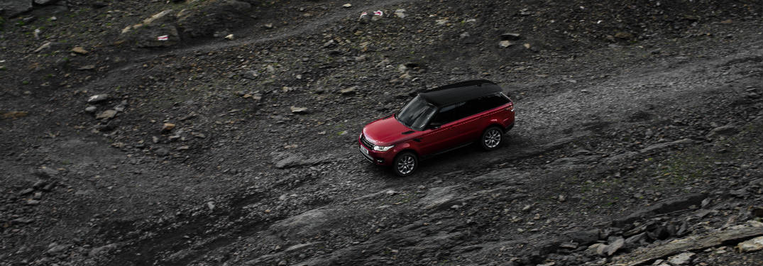 2017 Land Rover Range Rover Sport Engine Options and Performance