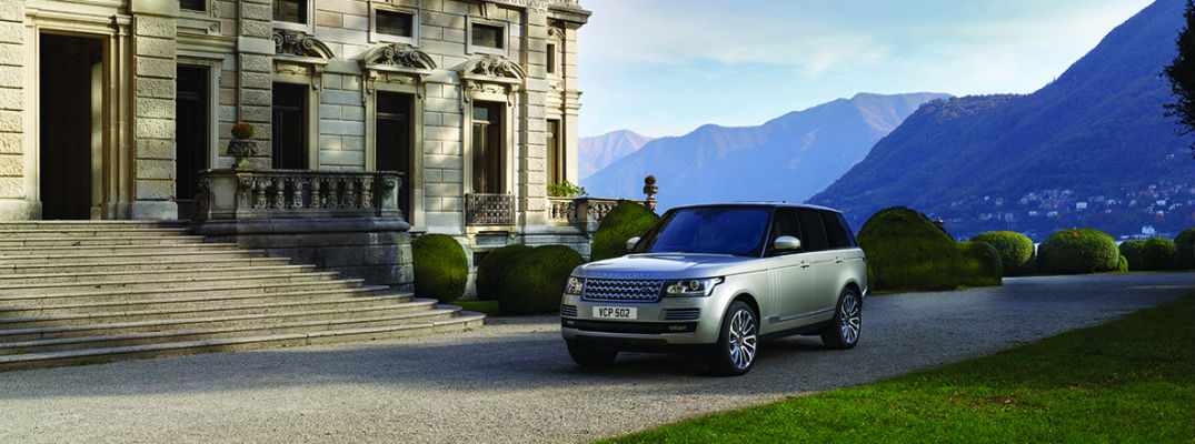 Seating options for the 2017 Range Rover?