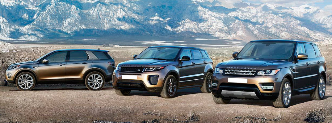 What Colors are Available for the 2017 Land Rover Range Rover?