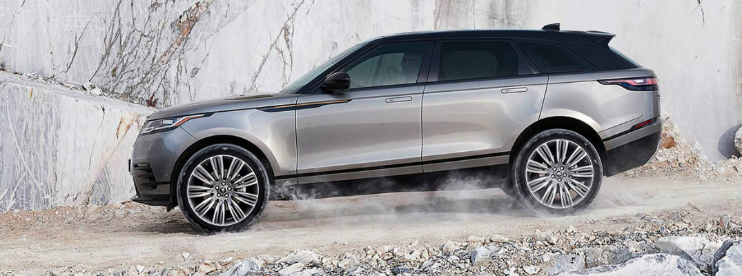 2018 Range Rover Velar Trim Options and Prices
