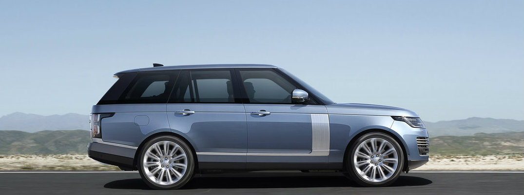 What Kinds of Technology Does the New 2018 Range Rover Have?