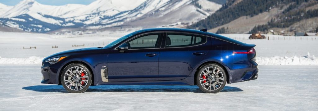 First Look At The Special Edition 2019 Kia Stinger Gt