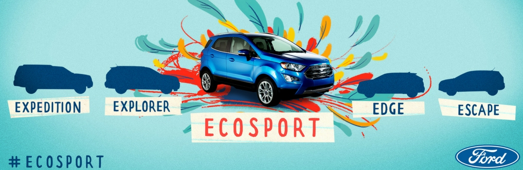 Ford EcoSport Technology Features and Specs