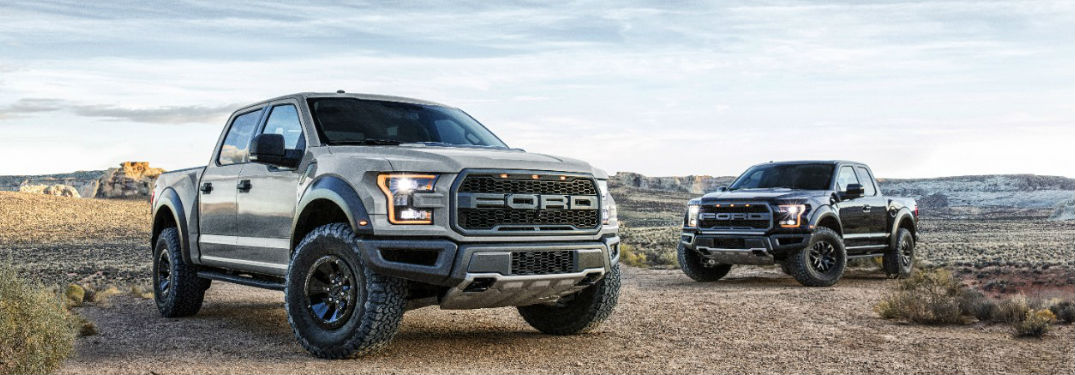 2017 Ford F-150 Raptor mpg and specs