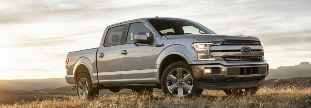 The new 2018 Ford F-150 is full of performance capability