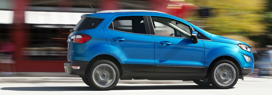 What to expect from the 2018 Ford EcoSport