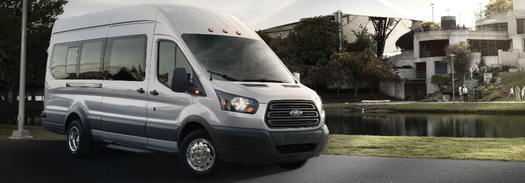 The versatile, economical Ford Transit