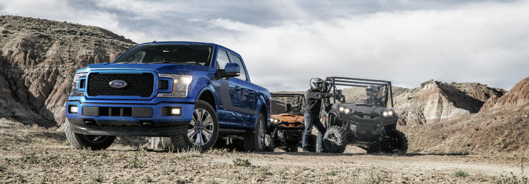 2018 Ford F-150 updates and new features