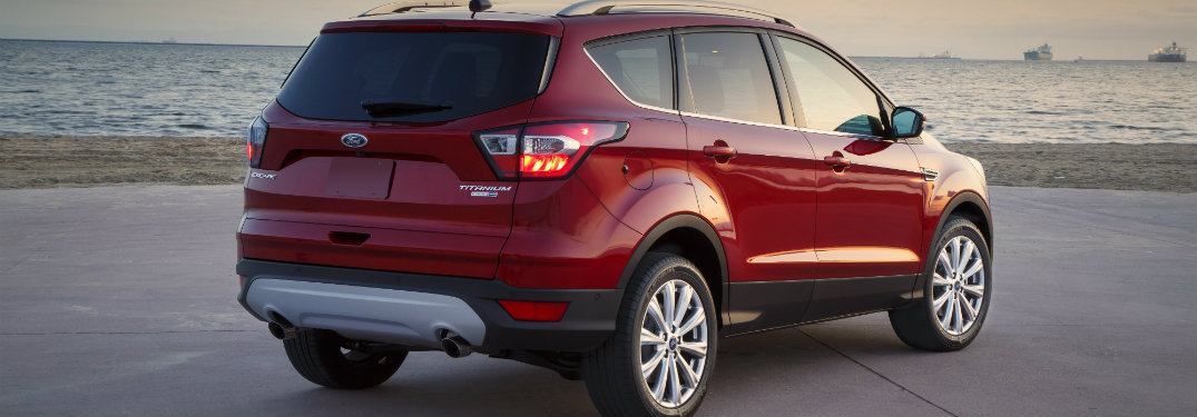 How to use the Ford Hands Free Liftgate