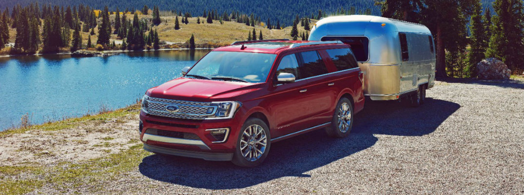 What's new for the 2018 Ford Expedition?