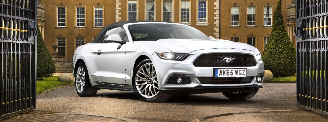 Ford Mustang best selling sports car