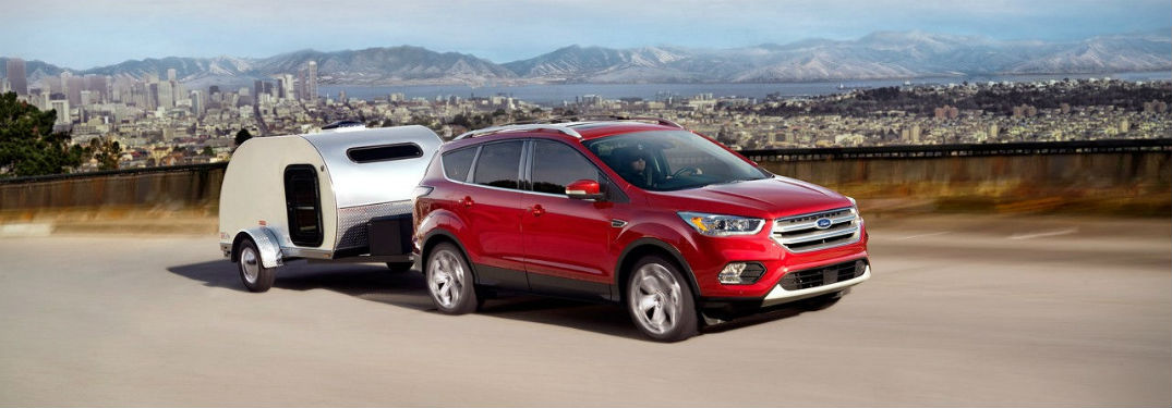 Get Excited About the 2017 Ford Escape Specs & Features