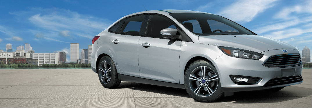 2017 Ford Focus Advanced Technology Features