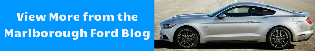View More from the Marlborough Ford Blog Title and Silver Ford Mustang