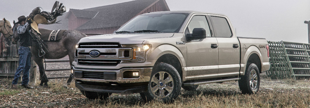 2018 Ford F-150 Earns 2018 Motor Trend Truck of the Year Award