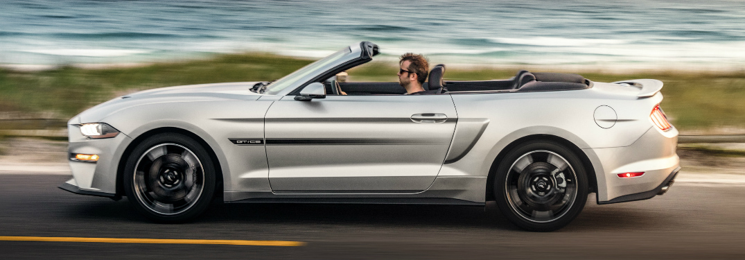 Ford to Release a 2019 Mustang California Special Limited-Edition Model