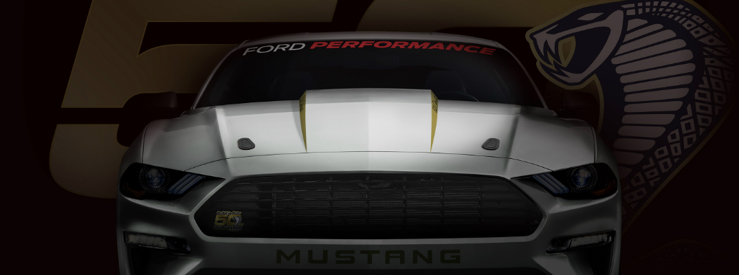 What is the top speed of the 2018 Ford Mustang Cobra Jet?