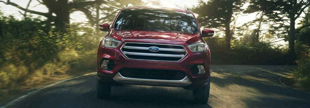 What accessories can I get for the 2018 Ford Escape?