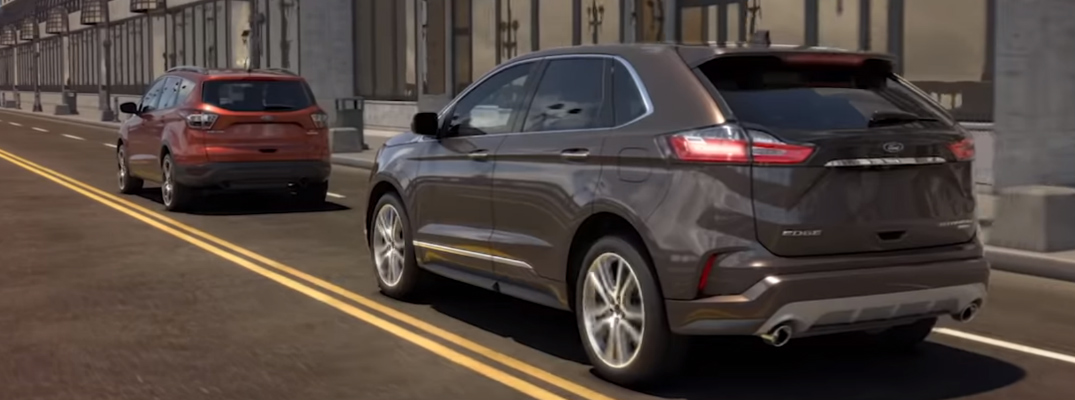 How Ford Pre-Collision Assist with Autonomous Emergency Braking Works