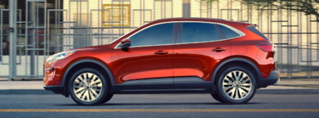 Check Out What's New in the 2020 Ford Escape